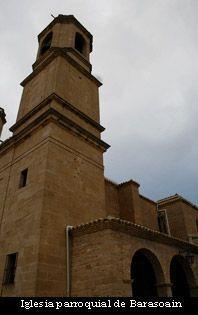 Barasoain-parroquia