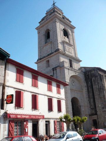 Lesaka-iglesia